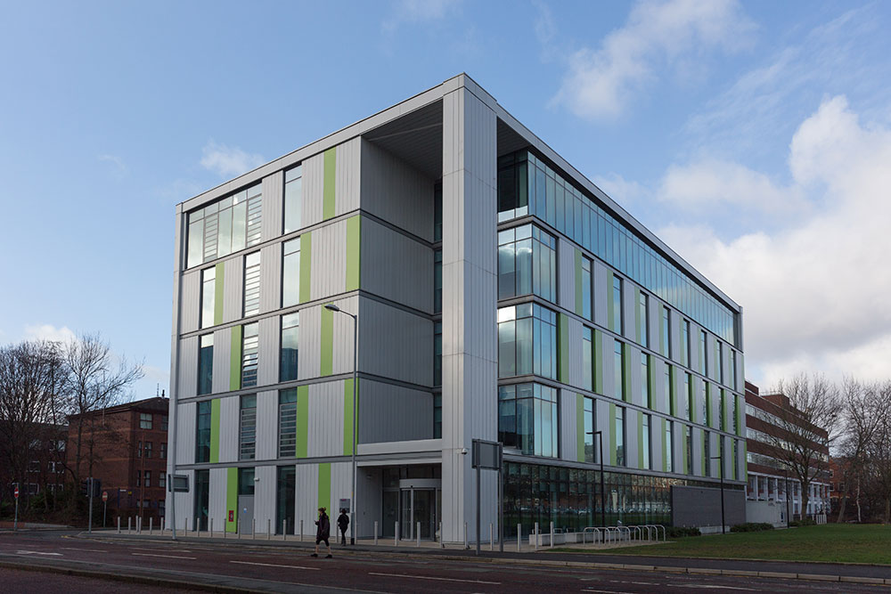 Chemical Engineering Building University Of Manchester